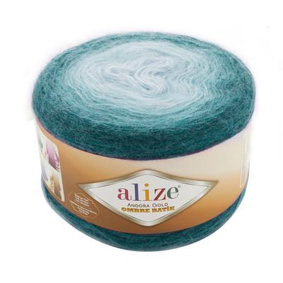 ALİZE - Alize Angora Gold Ombre Batik El Örgü İplikleri (1)