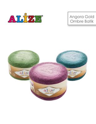 ALİZE - Alize Angora Gold Ombre Batik El Örgü İplikleri