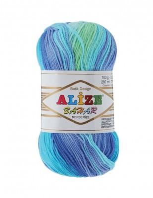ALİZE - Alize Bahar Batik El Örgü İplikleri (1)