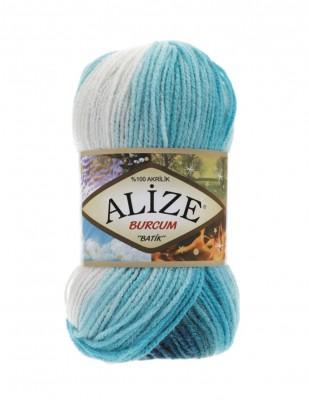 ALİZE - Alize Burcum Batik El Örgü İplikleri (1)