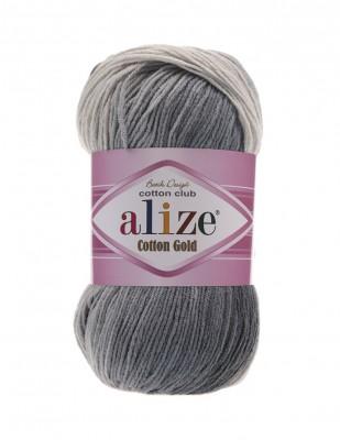 ALİZE - Alize Cotton Gold Batik El Örgü İplikleri (1)