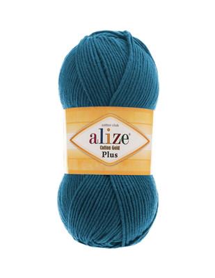 - Alize Cotton Gold Plus El Örgü İplikleri - BU ÜRÜN 5 ADET / PAKET OLARAK SATILMAKTADIR (1)