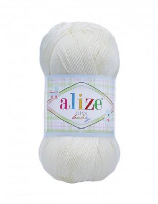 ALİZE - Alize Diva Baby El Örgü İplikleri (1)