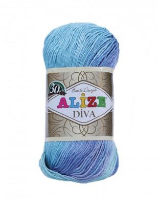 ALİZE - Alize Diva Batik El Örgü İplikleri (1)