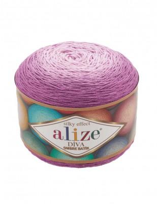 ALİZE - Alize Diva Ombre Batik El Örgü İplikleri (1)