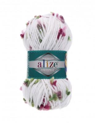 ALİZE - Alize Flower Maxi El Örgü İplikleri (1)