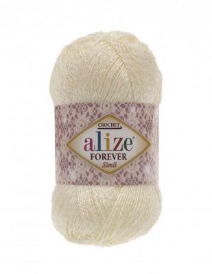 ALİZE - Alize Forever Simli El Örgü İplikleri (1)