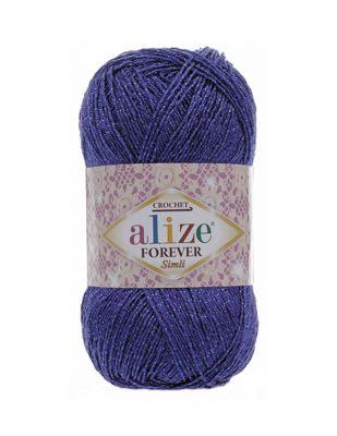Alize Forever Simli El Örgü İplikleri