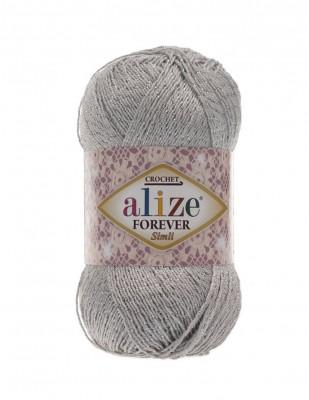 Alize Forever Simli El Örgü İplikleri - Thumbnail