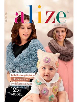 ALİZE - Alize Örgü Dergisi - Bebekten Yetişkine - 24. Sayı