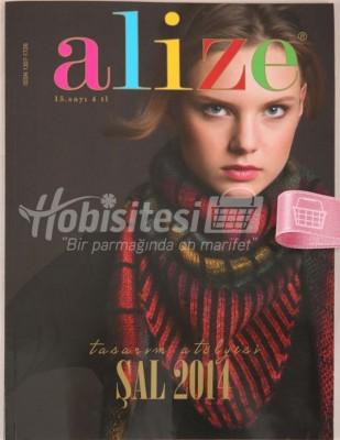 ALİZE - Alize Örgü Dergisi - Şal 2014 - Sayı 15