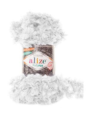 ALİZE - Alize Puffy Fur El Örgü İplikleri (1)