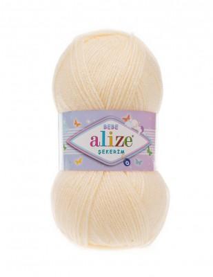 ALİZE - Alize Şekerim Bebe El Örgü İplikleri (1)