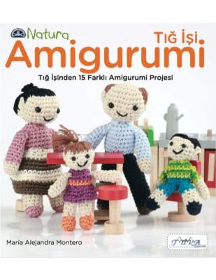 TUVA - Amigurumi Dergisi - Tığ İşi