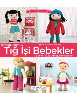 TUVA - Amigurumi Dergisi - Tığ İşi Bebekler