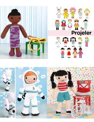 TUVA - Amigurumi Dergisi - Tığ İşi Bebekler (1)