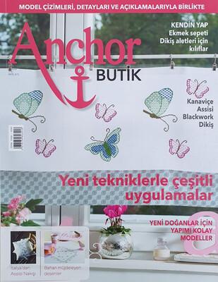 ANCHOR - Anchor Butik Dergisi - Sayı 56