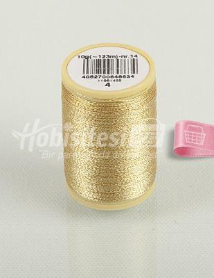 Anchor El Nakış Simi 3 Katlı - 10 Gr - Renk 4 Altın