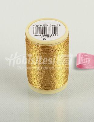 Anchor El Nakış Simi 3 Katlı - 10 Gr - Renk 5 Altın