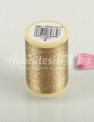 Anchor El Nakış Simi 3 Katlı - 10 Gr - Renk 6 Altın