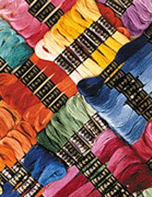 Anchor Muline El Nakış İplikleri - Tek Renkler - 8 m