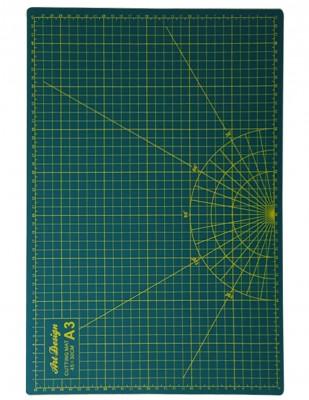 ART DESIGN - Art Design Kesim Mat Panosu - 45 x 30 cm - A3