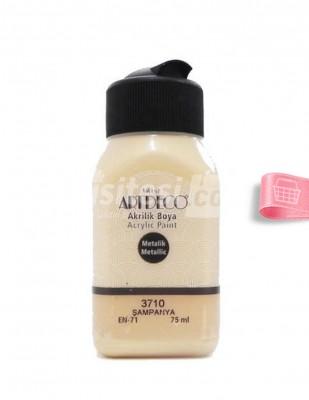 ARTDECO - Artdeco Büst Akrilik Boya - Metalik Renkler - 75 ml (1)
