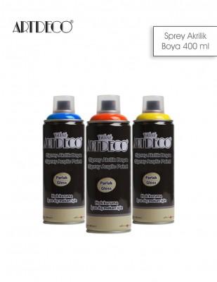 ARTDECO - Artdeco Büst Sprey Akrilik Boyalar - 400 ml