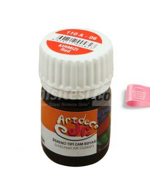 Artdeco Cam Boyaları - Öğrenci Tipi 25 ml