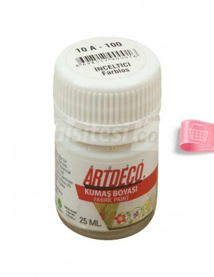 - Artdeco Kumaş Boyası İnceltici / Farblos 10025 ml