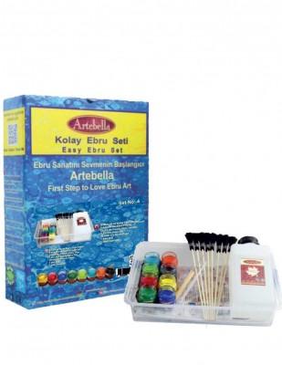 ARTEBELLA - Artebella Kolay Ebru Seti - Set 4