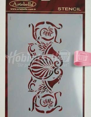 ARTEBELLA - Artebella Stencil - 20 x 30 cm - D23