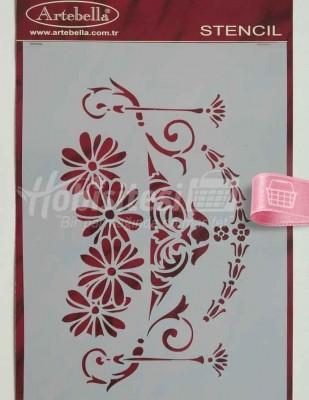 ARTEBELLA - Artebella Stencil - 20 x 30 cm - D7