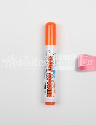 ARTLINE - Artline Shirt Marker - T-Shirt Kalemi - Orange - 2 mm
