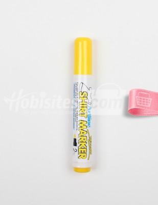 ARTLINE - Artline Shirt Marker - T-Shirt Kalemi - Yellow - 2 mm