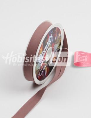 BİYETEX - Biyetex Biye - Koton - 58 Sütlü Kahve - En 2 cm - 25 m