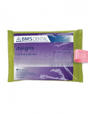 BMS - Bms Dental Kalıp Alma Tozu - Chromatic Alginate - 450 gr
