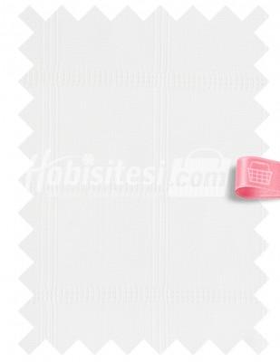 GLAMOUR - Bosna Keteni Simli İşlemelik Kumaş - En 160 cm (1)