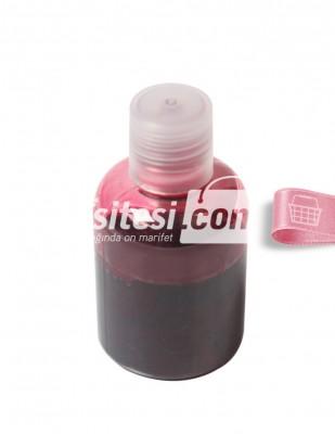 - Boya - Sabun Bazı ve Kokulu Taş İçin - Kırmızı - 30 cc