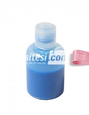 - Boya - Sabun Bazı ve Kokulu Taş İçin - Neon Mavi - 30 cc
