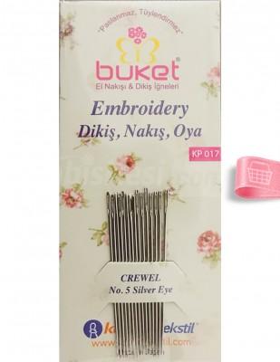 BUKET - Buket Dikiş, Nakış ve Oya İğnesi - KP017