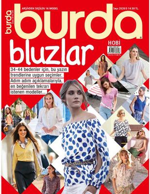 BURDA - Burda - 2020 Bluzlar Sayısı - 2020 / 03