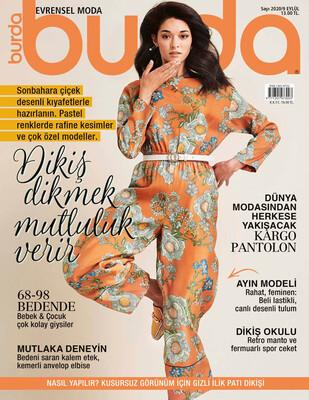 BURDA - Burda Dergi - 2020 Eylül Sayısı