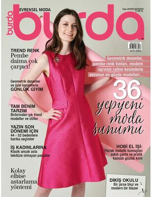 BURDA - Burda Dergi - 2020 Agustos Sayısı