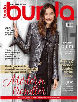 BURDA - Burda Dergi - 2020 Aralık Sayısı