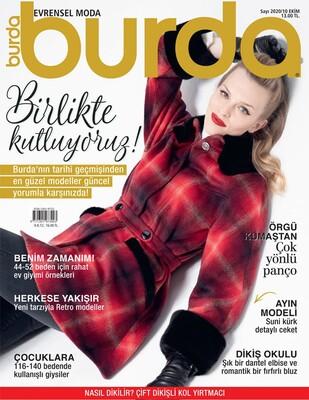 BURDA - Burda Dergi - 2020 Ekim Sayısı