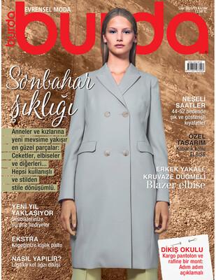BURDA - Burda Dergi - 2020 Kasım Sayısı