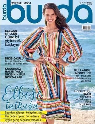 BURDA - Burda Dergi - 2020 Temmuz Sayısı