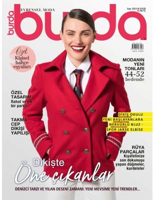 BURDA - Burda Dergi - 2021 Eylül Sayısı