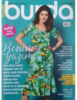 BURDA - Burda Dergi - 2021 Haziran Sayısı
